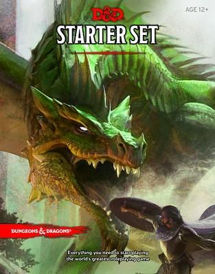 Dungeons & Dragons Starter Pack Game