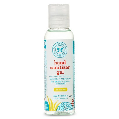 Hand Sanitizer: The Honest Company