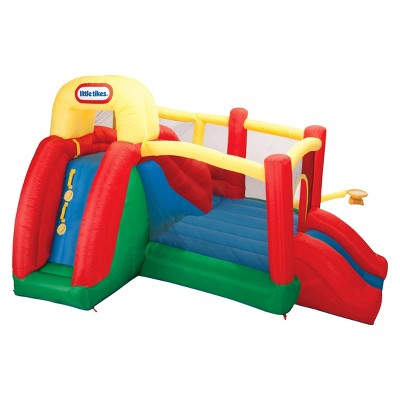 Little Tikes Fun Slide n Bounce Bouncer