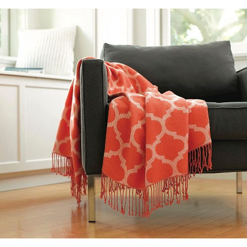 Threshold™ Lattice Throw