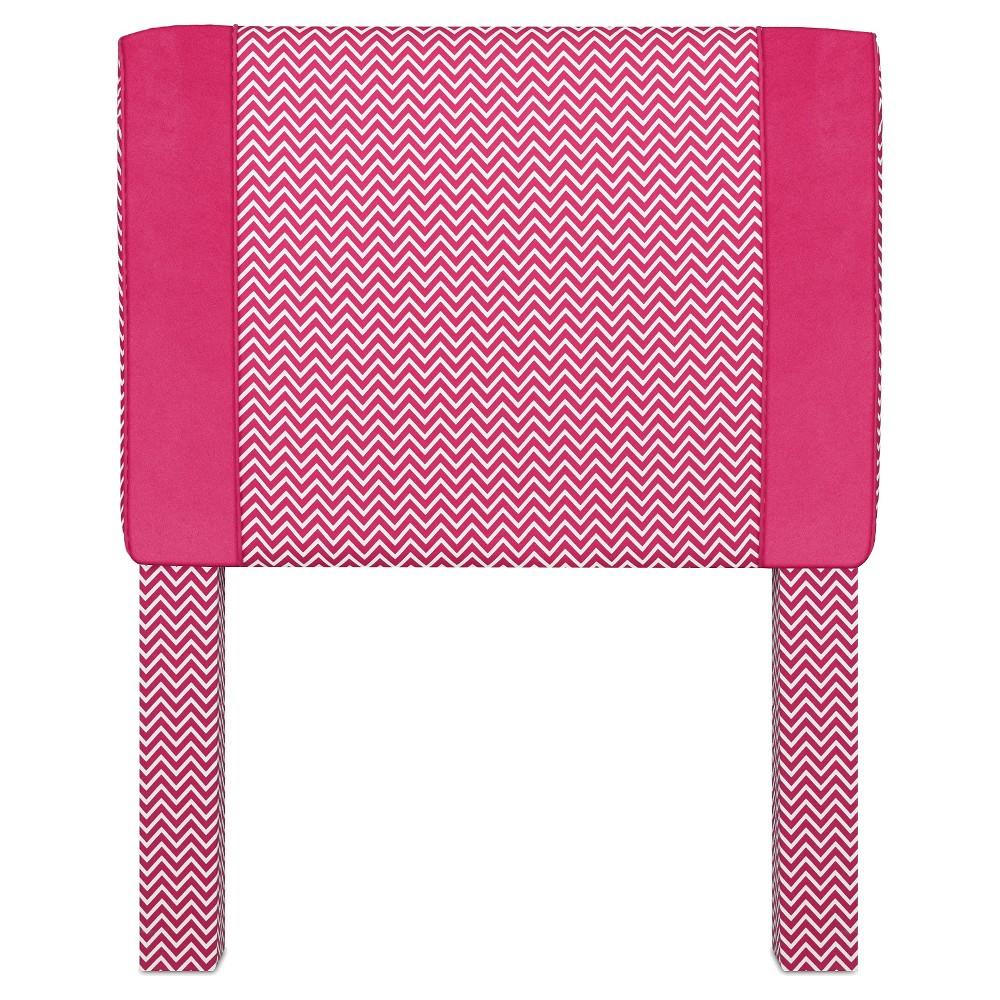 Pink Cosmo Headboard