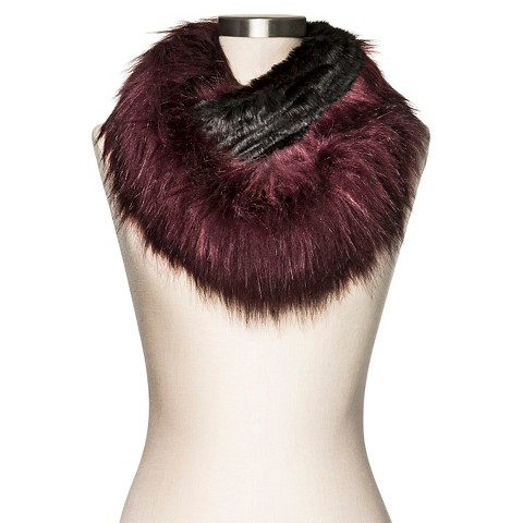 Mixed Faux Fur Infinity-Merona™