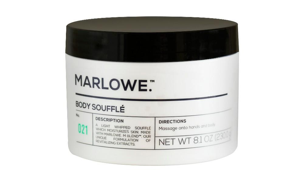 Exclusive Target Beauty Marlowe Skin Care body souffle