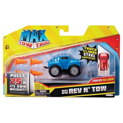 Max Tow Truck Max Mini Rev N Tow Blue Target Inventory Checker