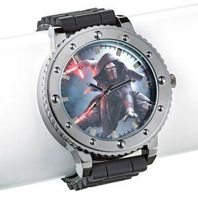 Star Wars™ Men's Wristwatch Black/Silver