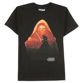 Boys' Star Wars Kylo Rising Short Sleeve Tee