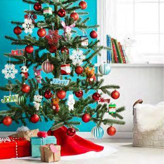snowflake christmas ornaments tree decorations target
