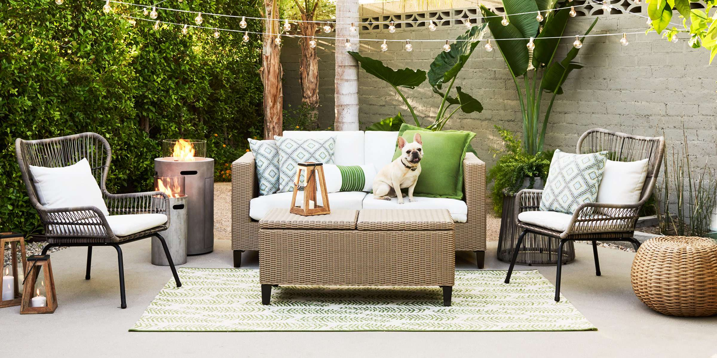 casual traditional outdoor living : Target on Target Outdoor Living id=92548
